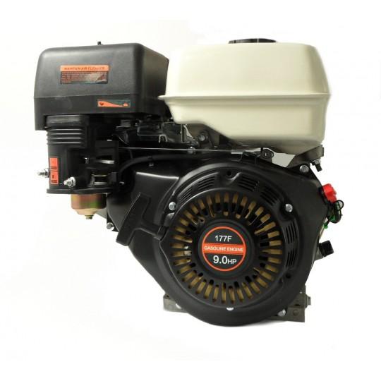 Silnik spalinowy GX270 zamiennik OHV 177F - 9KM wałek z gwintem zewnętrznym
