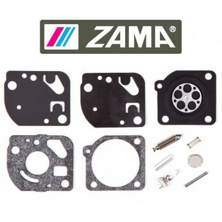 Membrany zestaw naprawczy ZAMA RB-21 -22 -25 -26 -27 -28 -48 -63 -64 -78 -104 -121