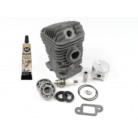 Zestaw - cylinder - tłok - łożysko - uszczelki STIHL 230 250