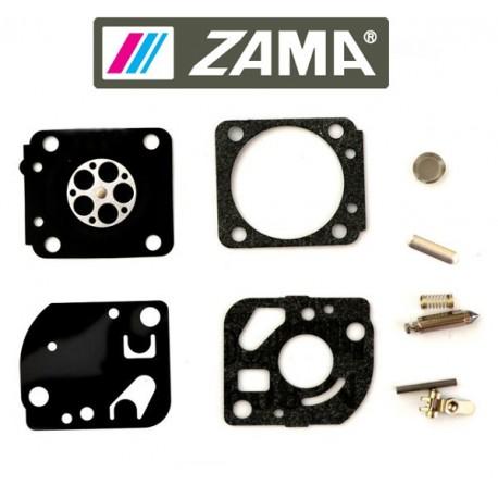 Membrany zestaw naprawczy ZAMA RB-71 RB-58 RB-62 RB-65 RB-94 RB-125 RB-136