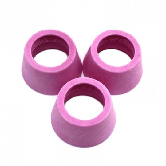 Zestaw 3szt. osłonek ceramicznych do przecinarek plazmowych AG-60A itp.