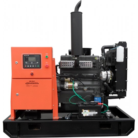 Agregat prądotwórczy 20kW 25kVA Barracuda otwarty