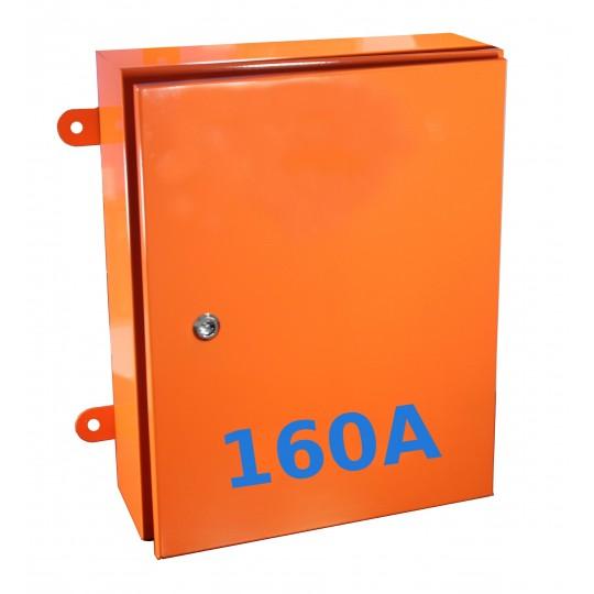 Układ samoczynnego załączenia rezerwy 160A SZR ATS
