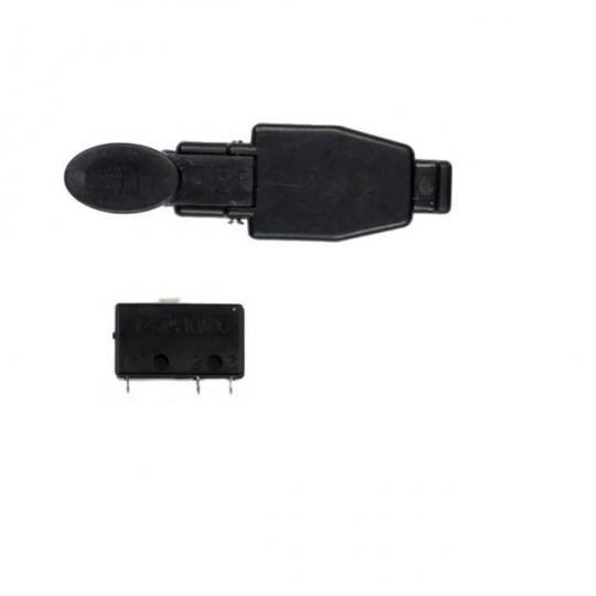 Zestaw obudowa przycisku + przycisk do przecinarek plazmowych do uchwytu PT-31 LG-40 LGK-40 40A itp.