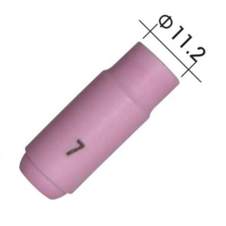 Dysza ceramiczna do uchwytu TIG WP-18 nr 7