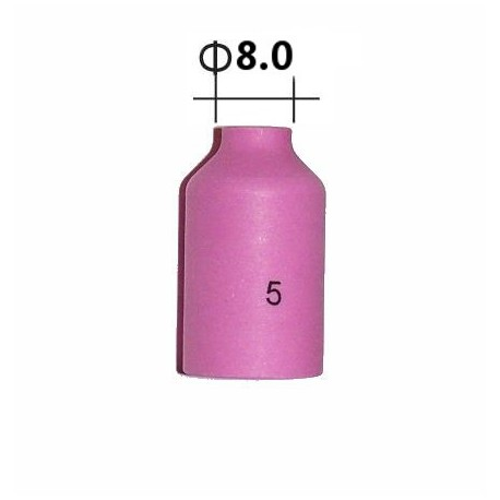 Dysza ceramiczna do soczewki uchwytu TIG nr 5