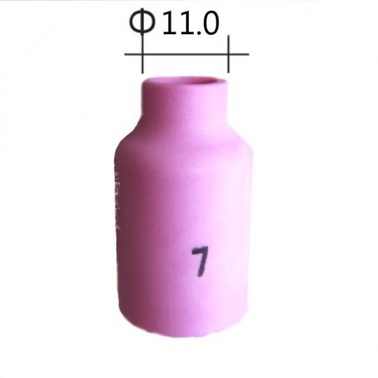 Dysza ceramiczna do soczewki uchwytu TIG nr 7