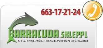 Części zamienne do agregatów - Barracuda.Sklep.pl Pilarki STIHL, HUSQVARNA, ZAGĘSZCZARKI