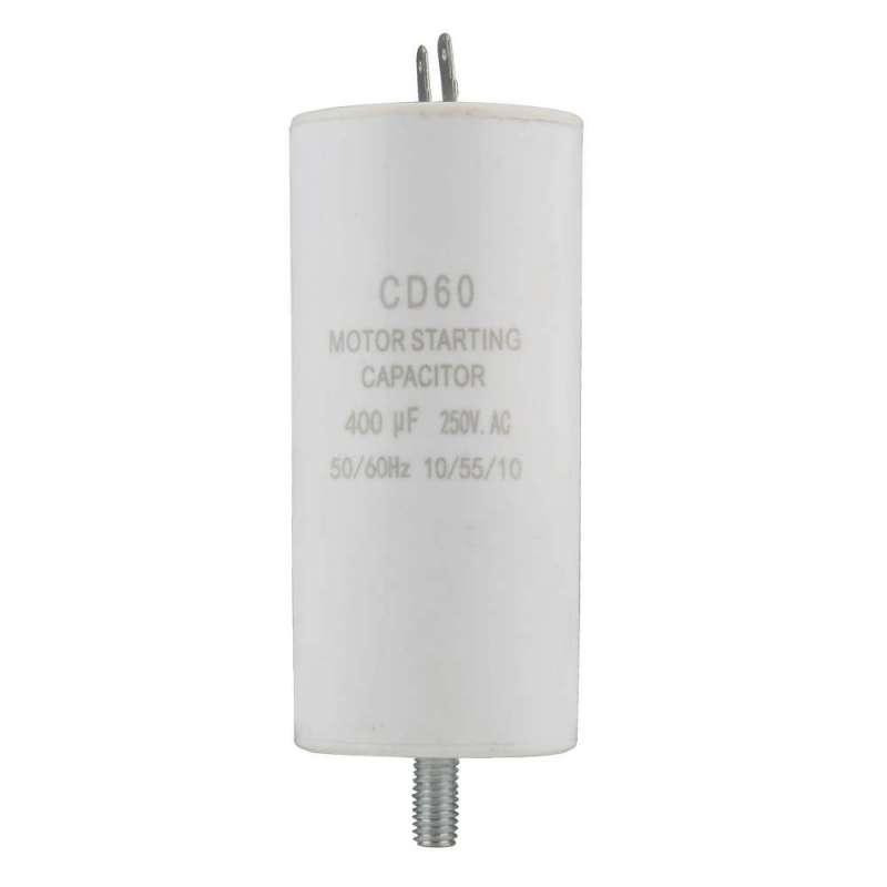 Kondensator 100uF 450V AC do dmuchawy wentylatora
