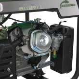 Agregat prądotwórczy 9kVA 7kW 1F Barracuda 7000 1F z rozruchem elektrycznym