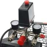Sprężarka powietrza H2070 z silnikiem elektrycznym 2,2kW (3KM) 1F OUTLET 23