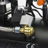 Bezolejowy kompresor powietrza Barracuda OF24 220 l/min 230V