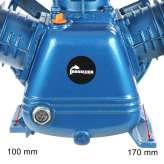 SPRĘŻARKA 10 BAR 3 cylindrowa kompresor powietrza olejowy 3090 Blue OUTLET 26