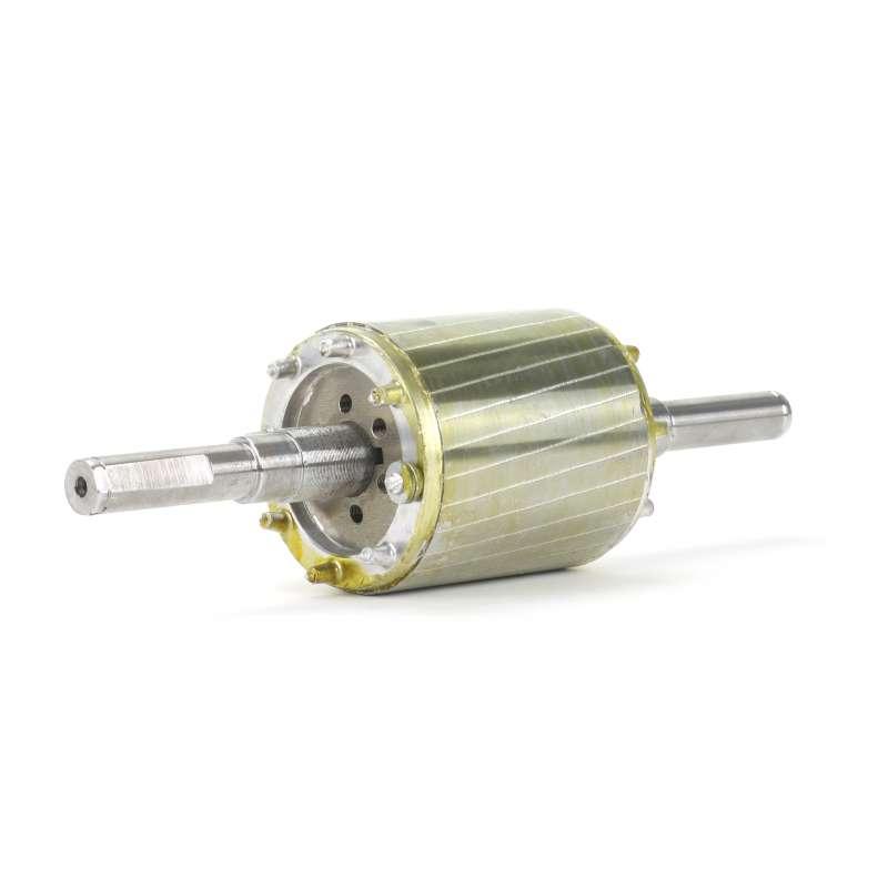 Wirnik silnika kompresora bezolejowego 550W