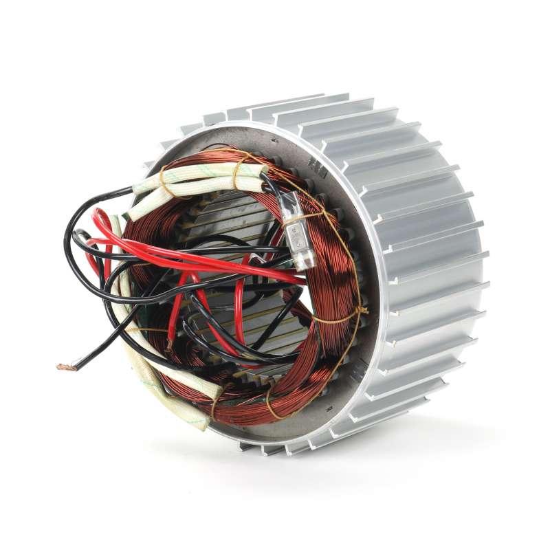 Stojan uzwojenie silnik kompresor bezolejowy 1100W