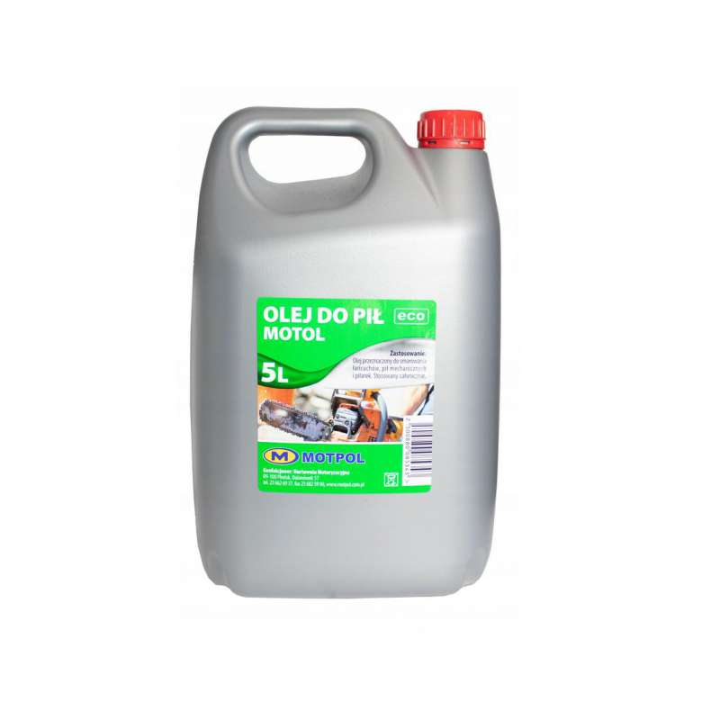 Całoroczny olej do pił pilarek DCS MOTOL PILAK 5L