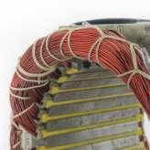 Stojan prądnica długość pakietu 85 mm do agregatów prądotwórczych jednofazowych 230V 12V bez ładowania