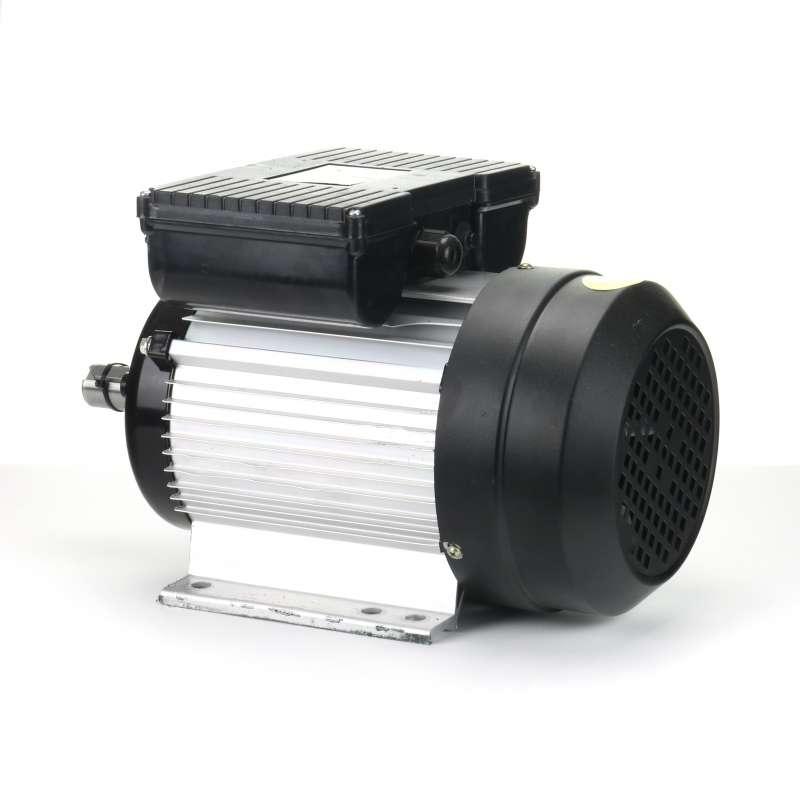 SILNIK elektryczny 1,5 kW 1400 230v 1 fazowy OUTLET 39