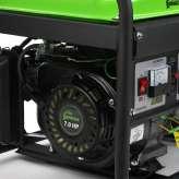 Agregat prądotwórczy 2,8kW 3,5kVA 3F Barracuda 2800 230V 400V OUTLET 12