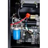 Agregat prądotwórczy 15kVA (12 kW) 400V Barracuda DIESEL 12000 SILENT ze wzmocnioną fazą 230V OUTLET 61