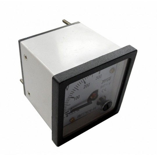 Woltomierz 0-300V AC