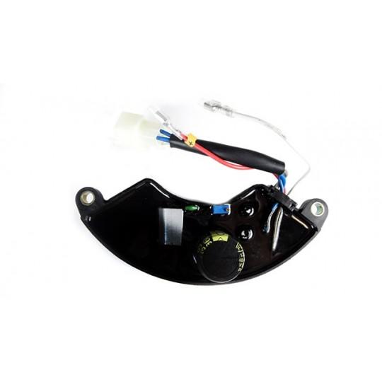 Regulator napięcia AVR 5kW-7kW plastikowa obudowa