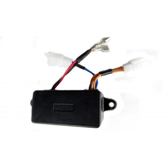 Stabilizator napięcia AVR 2 kW- 6 kW z 2 kostkami