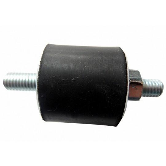 Podpora gumowa, amortyzator zagęszczarka, ubijarka M8x40