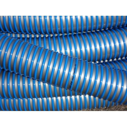 Wąż ssawny 6 cali 150mm - zbrojony