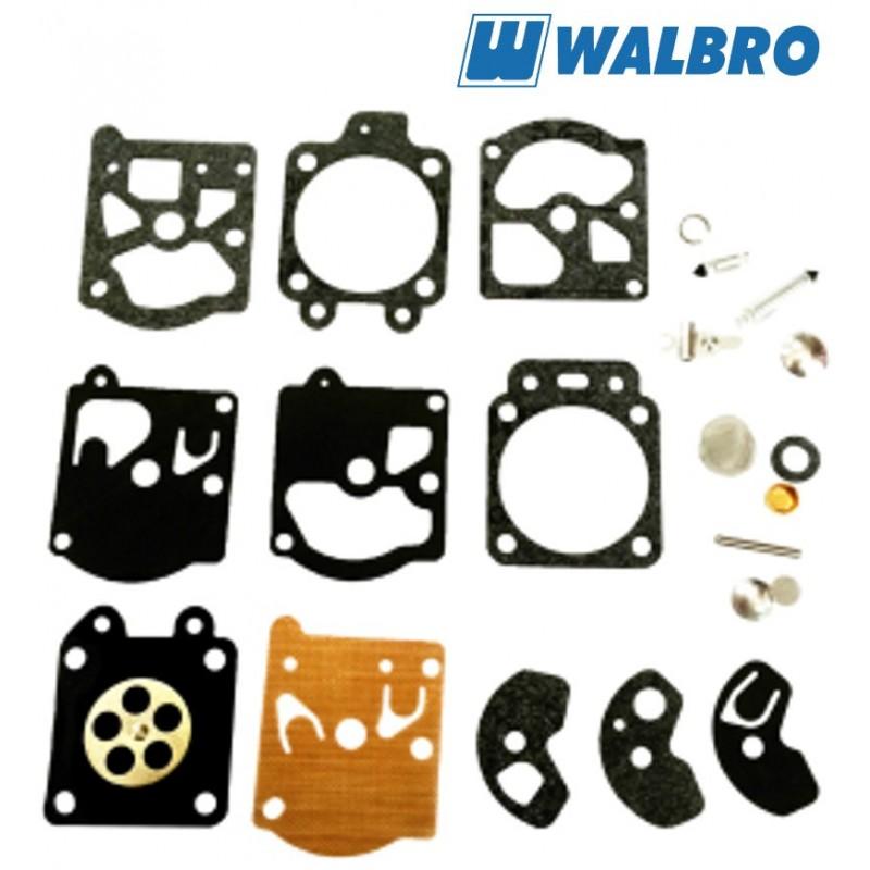 Membrany zestaw naprawczy WALBRO K10-WAT