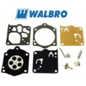 Membrany zestaw naprawczy WALBRO K15-WJ