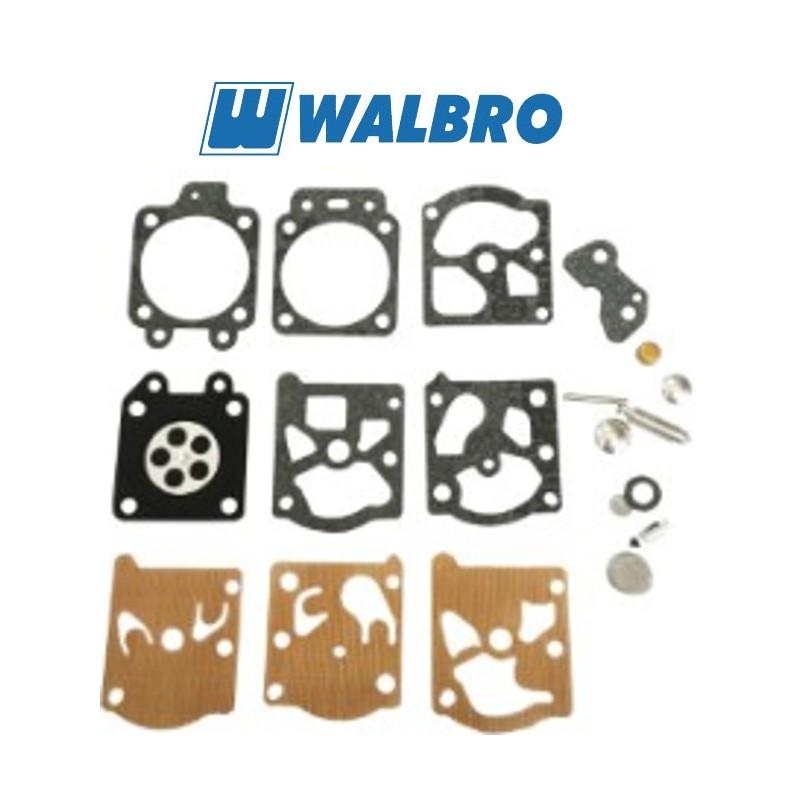 Membrany zestaw naprawczy WALBRO K20-WAT