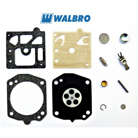Membrany zestaw naprawczy WALBRO K12-HDA