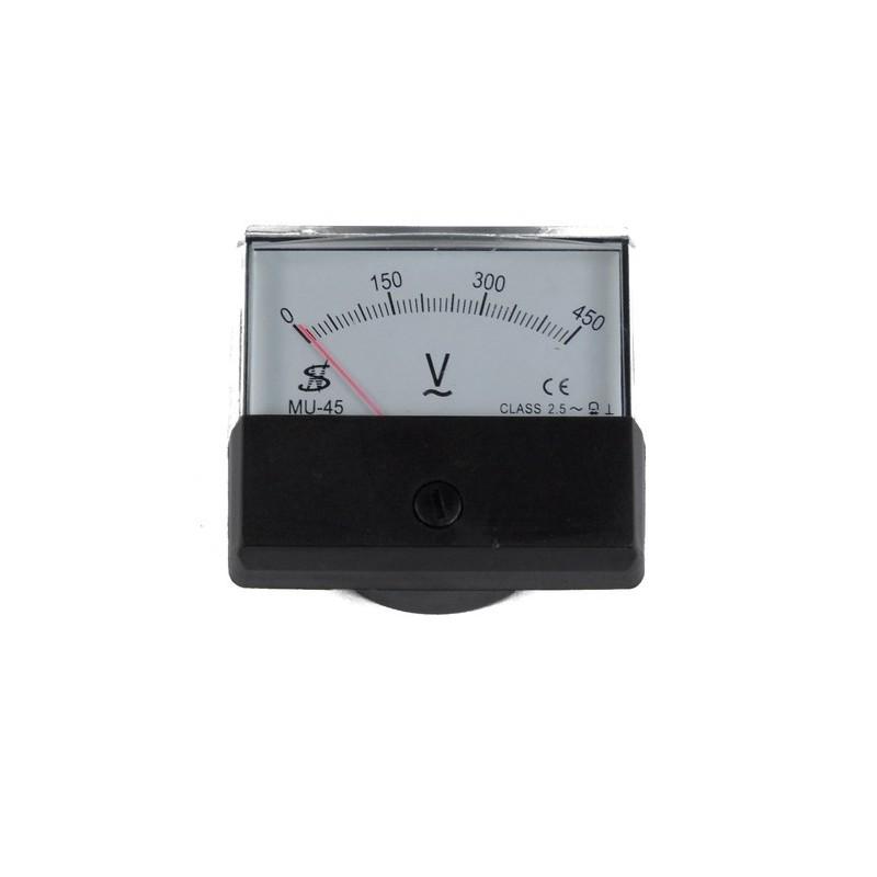 Woltomierz zakres pomiaru 0-450V do agregatów prądotwórczych