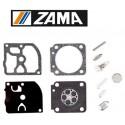 Membrany zestaw naprawczy ZAMA RB-61 RB-66 RB-70 RB-77 RB-79 RB-83 RB-85 RB-124 RB-145 RB-127 RB-147 RB-159
