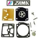 Membrany zestaw naprawczy ZAMA RB-60, RB-101, RB-116