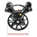 SPRĘŻARKA 8 BAR 2 cyl kompresor powietrza olejowy  2065 400l/min