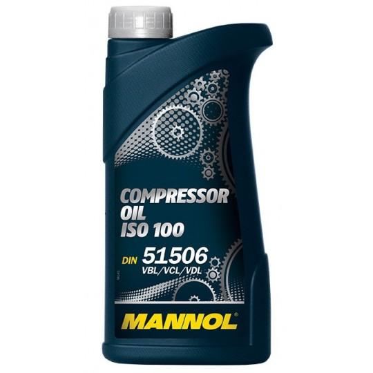 Olej do kompresora sprężarkowy MANNOL 1L