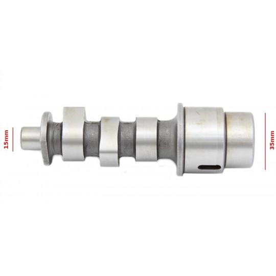 Wałek rozrządu do silnika diesla Yanmar L100 lub Kama,Kipor 186F 9,5KM
