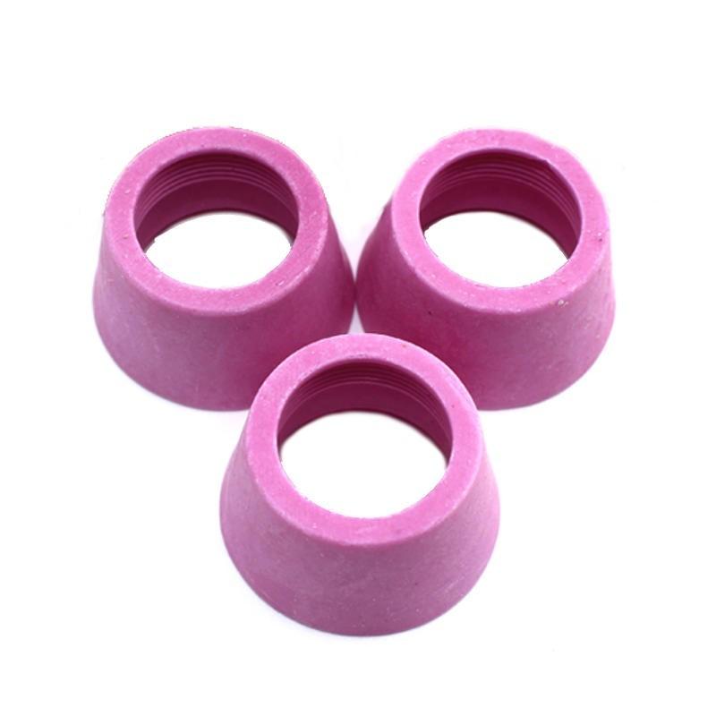 Zestaw 3szt. dysz ceramicznych do przecinarek plazmowych AG-60A itp.
