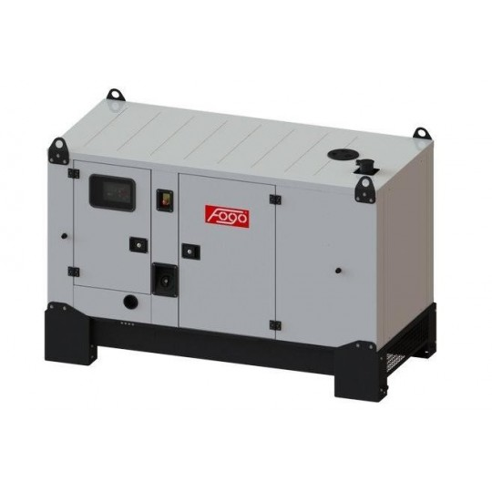 Agregat Fogo 59kW  74 KVA  FDG 80 IS