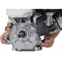 Silnik GX160 5,5km + SPRZĘGŁO 20mm
