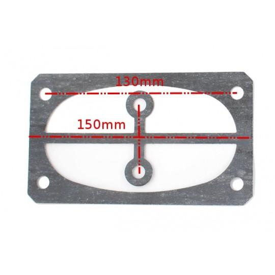 Zestaw uszczelek kompresora sprężarki średnica tłoka 55mm