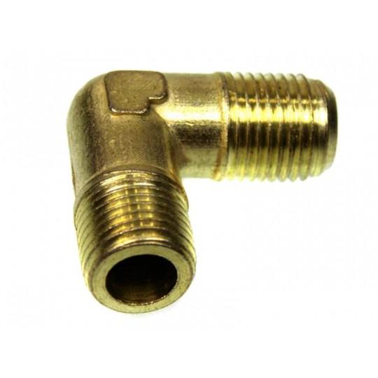 Kolanko zaworu zwrotnego kompresora 1/8'' 9mm