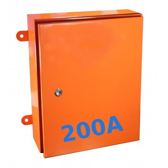Układ samoczynnego załączenia rezerwy 200A SZR ATS