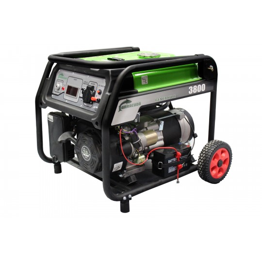 Agregat Barracuda 3800 3,8kW 230V