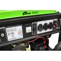 Agregat prądotwórczy Barracuda 5500 7kVA 1F z rozrusznikiem elektrycznym