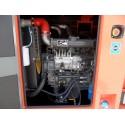 Agregat prądotwórczy 120kW