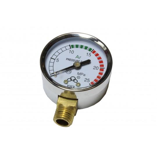 Manometr do argonu/CO2 migomat, tig itp.