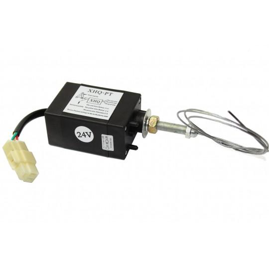 Elektrozawór 24V do agregatów prądotwórczych